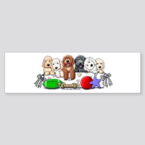 McDoodles Nursery Sticker (Bumper)